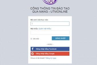Đại học UTM triển khai hệ thống Đào tạo trực tuyến