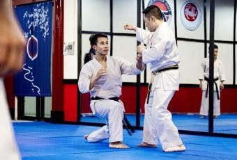 Đại học UTM tiếp đoàn International Shotokan Karate Federation đến thăm và giao lưu võ thuật
