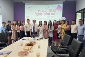 Lễ kỷ niệm 91 năm ngày thành lập Hội liên hiệp phụ nữ Việt Nam (20/10/1930 – 20/10/2021)